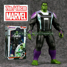"New Hulk Quantum Suits Marvel Avengers Endgame 7"" Action Figure Zd Toys in box"