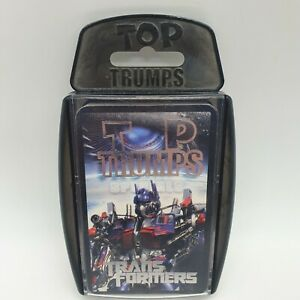 Top Trumps - Transformers Edition