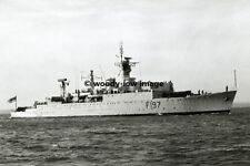 rp01557 - Royal Navy Warship - HMS Grenville F197 - photo 6x4