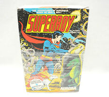 Vintage Aurora Superboy All Plastic Assembly Kit