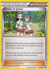 Sénior et Junior - XY5:Primo Choc -141/160-Carte Pokemon Neuve Française