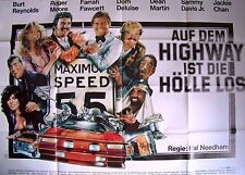 JAMES BOND ACTOR + ROGER MOORE + THE CANNONBALL RUN + JACKIE CHAN + 2-SH + GER +
