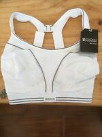 shock absorber sports bra White 34c