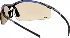 Bolle CONTOUR Metal Frame Safety Glasses/Spectacles ESP Lens CONTMESP