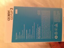 Alcatel Go Flip 3 - 4GB - Black Unlocked Brand New in Box