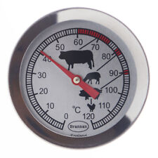 BRANNAN DIAL MEAT THERMOMETER ROASTING TURKEY BEEF CHICKEN COOKING - 23/401/2