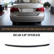 Rear Trunk Boot Spoiler Lid Wing Lip For VW Jetta MK6 GLI 2011-2013  Painted