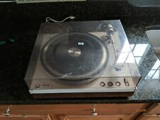 Vintage Philips 212 Electronic Turntable record player. For restoration