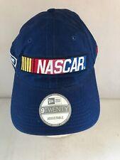 More details for nascar cap blue  adjustable at the back embroidered new era cap