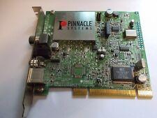 Pinnacle EMPTYV-51013170-1.4A TV Card, PCI, #K- 232-29