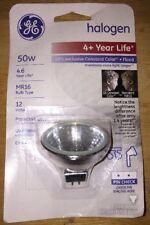 GE Halogen 50w 4+ Year Life - Light Bulb - New