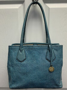Brahmin Handbag Medium Tote Purse Leather