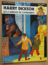 Harry Dickson 3 EO Les 3 Cercles de l'épouvante Zanon Jean Ray Vanderhaeghe