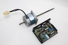 Electrocraft OH LA23ECKF-B3 Linear Actuator + Applied Motion 3540M0 Step Driver