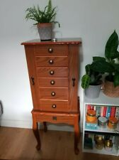 Thomas Pacconi Jewellery Armoire, lightly used
