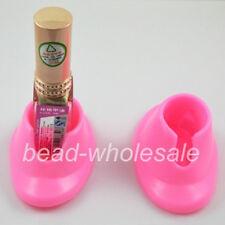 2Pcs Rubber Nail Art Salon Manicure Nail Polish Bottle Display Stand Holder,New
