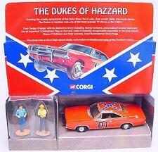 Corgi Toys 1:36 THE DUKES OF HAZZARD GENERAL LEE DODGE CHARGER Movie Car MIB`05!