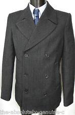 AQUASCUTUM Giacca Caban corto lana nuova con etichetta tg. UK 38