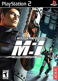 Mission: Impossible Operation Surma (Sony PlayStation 2, 2003) Ps2 Tested