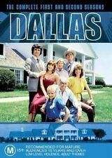 Dallas : Season 1-2 (DVD, 2004, 5-Disc Set)