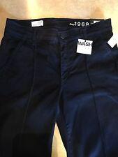Gap Women's 6 29 High Rise Trouser Pants Jeans Classy NWT 79.99 RV DK Blue