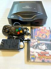 ★ SNK NEO GEO CD TOP LOADING + Game soft x2★ Japan ★