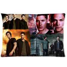 New Personalized Pillow Case Custom Supernatural 20x30 One Side Pillow Cover