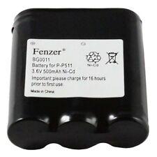 B2G1 Free Cordless Phone Rechargeable Battery for Panasonic KX-TG5100 KX-TG5100M