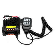QYT KT8900 UHF/VHF Dual Band Mobile Radio Transceiver 136-174/400-480MHz