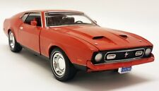 """Auto World 1 18 Scale - James Bond """"diamonds Are Forever"""" 1971 Ford Mustang Mach"""