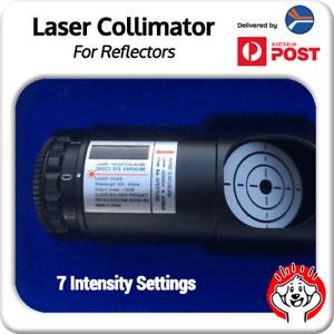 "Red Laser Collimator for Telescope Alignment 1.25'' / 2"" - Adj. Brightness"