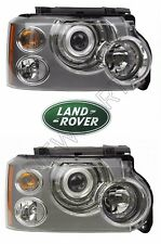 Genuine Land Rover Range Rover 06-09 Left & Right Halogen Headlight Assies