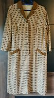 Morgenmantel Damen Vintage Nachlass Mantel 50er