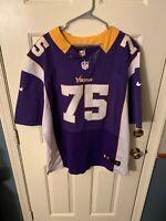 Minnesota Vikings Matt Kalil Size 48 Nike On Field Jersey