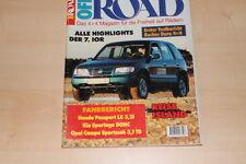 71762) Chevrolet Astro AWD LT - Off Road 05/1995