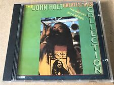 JOHN HOLT With The Wailers And Sly & Robbie ‎- Greatest Hits Collection CD Album