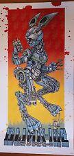 Blink 182 20th Anniversary Poster Art Print by EMEK Travis Barker