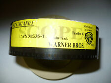 THE KING AND I, unused orig 35mm trailer [Jodie Foster, Chow Yun Fat]