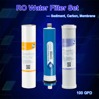 Compatible RO Filter Replace for Hydro Logic Stealth RO100 Hydrologic Food Grade