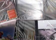 100 CD Leerhüllen Hüllen mit Tray Jewel Case NEU AKTION ACHTUNG gefüllt mit CDs