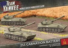 Team Yankee - Soviets: 2S1 Carnation Battery TSBX07