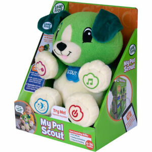 LeapFrog My Pal Scout Plush Interactive Puppy