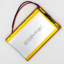 3.7V 4000mAh 606090 Li-ion Li-Polymer Rechargeable Battery LiPo Cell for GPS MP3