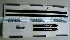 Seitenleiste Zierleiste Türschutzleiste Daewoo Lanos '97 3 türig ZZ05125 **NEU**