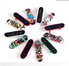 Mini Skateboard Finger Board Skate Boarding Model Toy Party Kids Children Gift