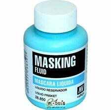Masking Fluid Liquid Masker Fluid 85ml Acrylic Painting Mask Crafts Model Paints