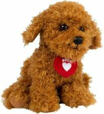 Waffle The Wonder Dog Soft Toy With Sounds - Golden Bear 3401
