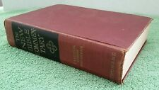 VTG The New Bible Commentary Davidson, Stibbs & Kevan 2nd Edition 1954  Eerdmans