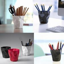 Home Office Desk Pencil Holder Storage Organizer Tray Brush Container/Tras/Bin/