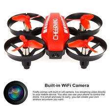 Cheerwing CW10 Mini RC Drone Quadcopter Wifi FPV Drone Altitude Hold with Camera